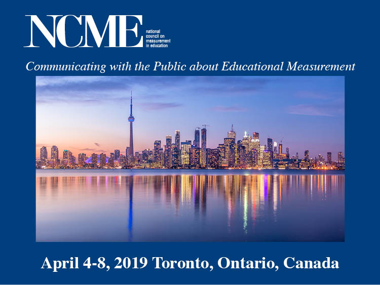 National Council on Measurement in Education